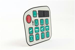 TACTILE MEMBRANE SWITCHES