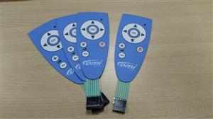 Prototype Bluetooth remote Control