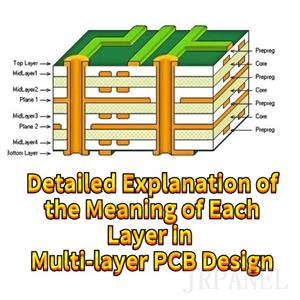 Detailed Explanation of the Meaning of Each Layer in Multi-layer PCB Design