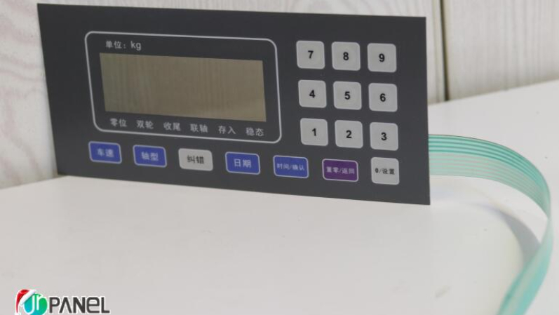 The Membrane Switch has strict structure, beautiful appearance and good sealing