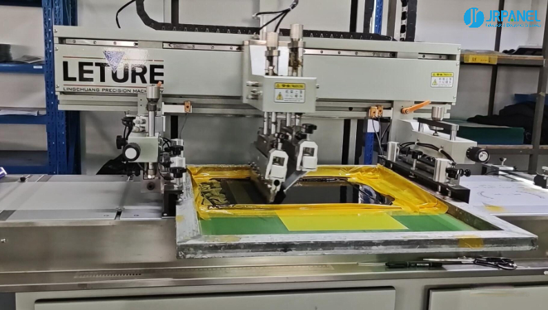 Fully Automatic Screen Printing, Perfect Appearance