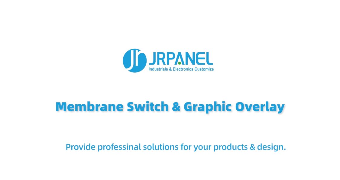 JRPanel-Membrane Switch/Panel Customization Service for Global Customers